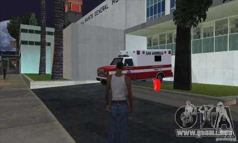 Botiquines de primeros auxilios para GTA San Andreas
