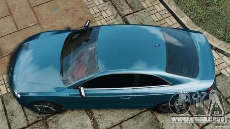 Audi RS5 2011 [EPM] para GTA 4 visión correcta