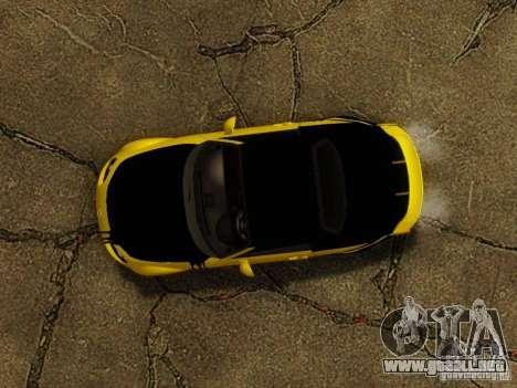 Mazda MX-5 2007 para vista lateral GTA San Andreas