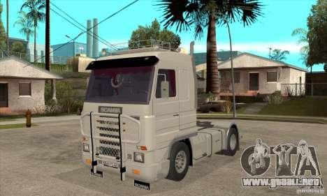 Scania 143M 500 V8 para GTA San Andreas