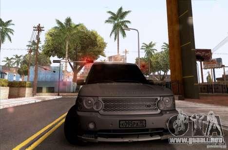 ENBSeries by HunterBoobs v2.0 para GTA San Andreas sexta pantalla