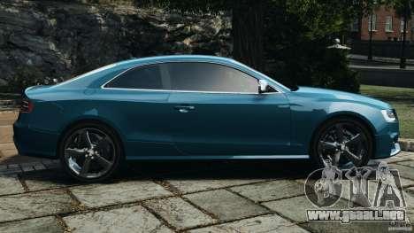Audi RS5 2011 [EPM] para GTA 4 left