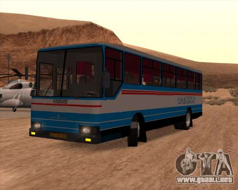 Autosan H10-11B Orenburg para GTA San Andreas