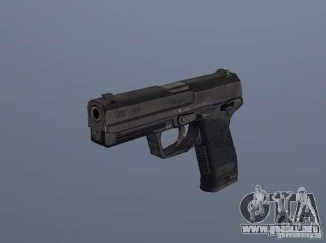 Grims weapon pack3 para GTA San Andreas tercera pantalla