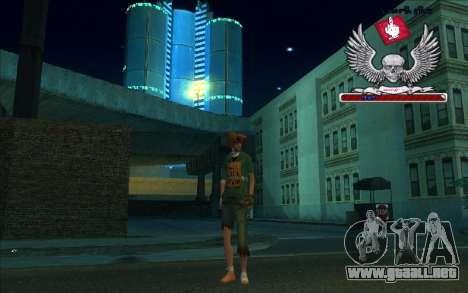 Caja HD-Bum para GTA San Andreas tercera pantalla