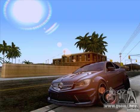 ENBSeries by Sankalol para GTA San Andreas sexta pantalla