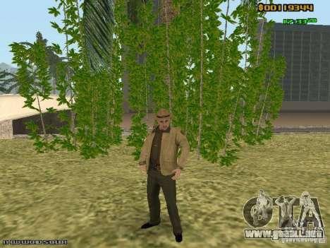 SAPD skins para GTA San Andreas sexta pantalla