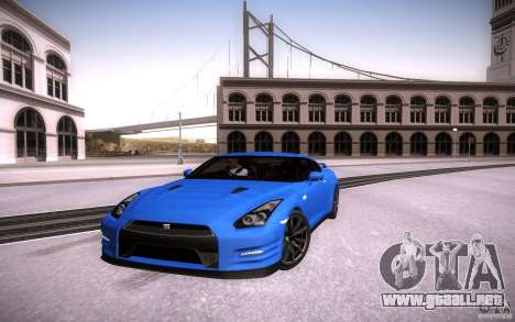 ENBSeries para más débiles PC v2.0 para GTA San Andreas