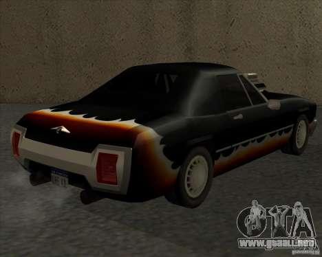 HD Diablo para GTA San Andreas left