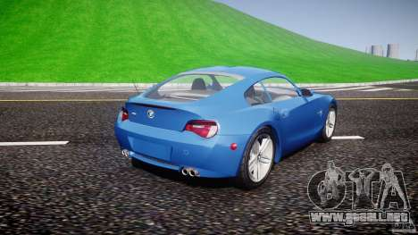 BMW Z4 Coupe v1.0 para GTA 4 left