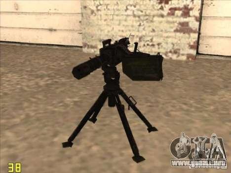 Turrel′ para GTA San Andreas
