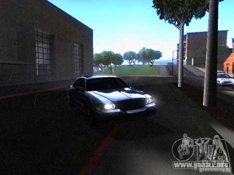 ENBSeries by JudasVladislav para GTA San Andreas novena de pantalla