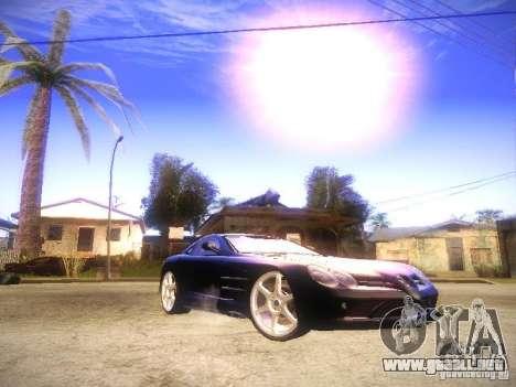 New ENBSEries 2011 v3 para GTA San Andreas segunda pantalla