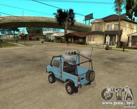 LuAZ 969 m lejos-Tuning para GTA San Andreas left
