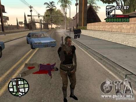 Zombe from Gothic para GTA San Andreas