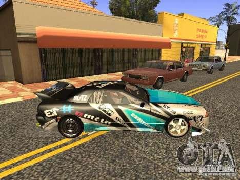 Elegy Drift Korch v2.1 para la visión correcta GTA San Andreas