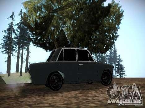 2106 Vaz para la visión correcta GTA San Andreas