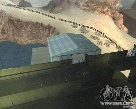 Dragón base v2 para GTA San Andreas tercera pantalla
