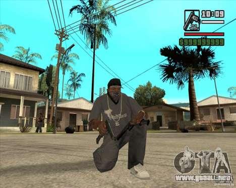 Millenias Weapon Pack para GTA San Andreas novena de pantalla