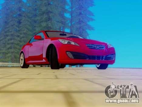 ENB v1.2 by TheFesya para GTA San Andreas octavo de pantalla