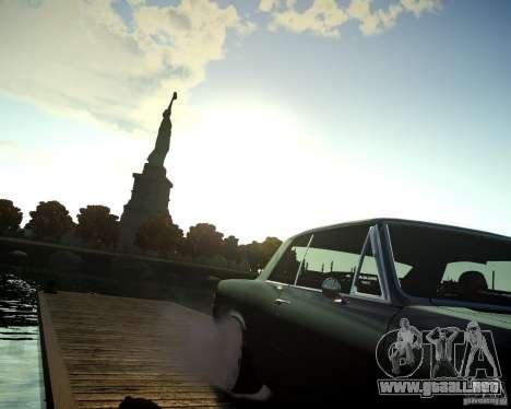 Pontiac GTO DF para GTA 4 left