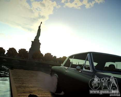 Pontiac GTO DF para GTA 4 interior