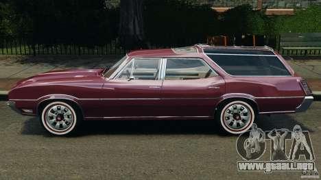 Oldsmobile Vista Cruiser 1972 v1.0 para GTA 4 left