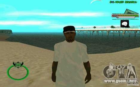 Nigga HD skin para GTA San Andreas