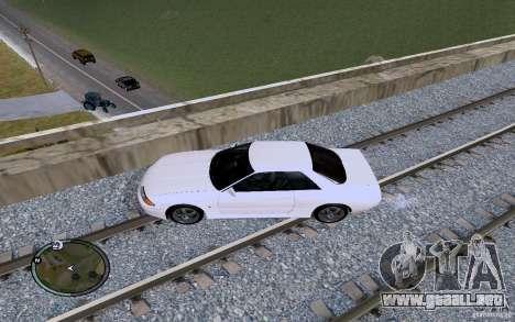 Rieles rusos para GTA San Andreas twelth pantalla