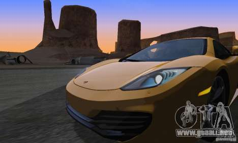 ENBSeries by dyu6 Low Edition para GTA San Andreas tercera pantalla