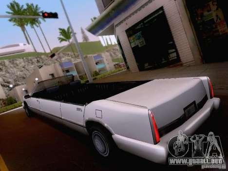 Stretch Cabrio para la visión correcta GTA San Andreas