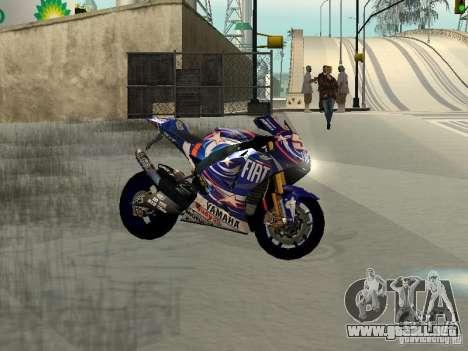 New NRG-500 para visión interna GTA San Andreas