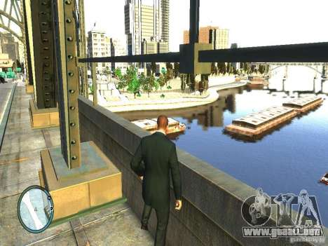 iCEnhancer 1.2 para GTA 4 tercera pantalla