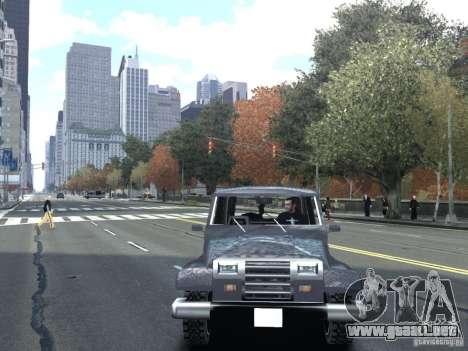 Mesa en GTA San Andreas para GTA IV para GTA 4 visión correcta