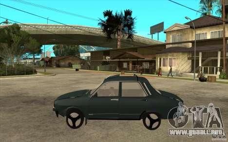 Dacia 1300 Cocalaro Tzaraneasca para GTA San Andreas left