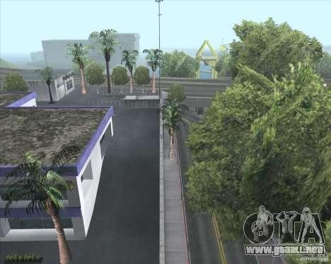 Un concesionario Wang Cars para GTA San Andreas segunda pantalla