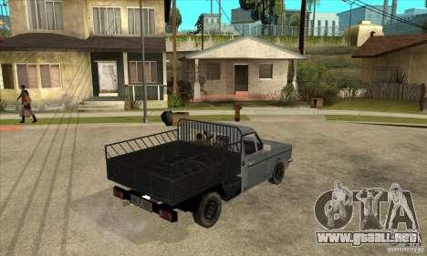 Anadol Pick-Up para la visión correcta GTA San Andreas