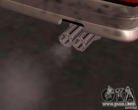 Taxi Cabriolet para la visión correcta GTA San Andreas