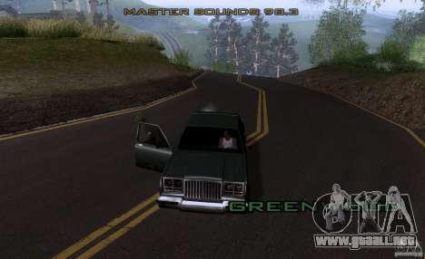 Call for Homies V2.0 para GTA San Andreas tercera pantalla