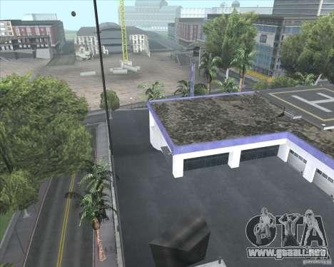 Un concesionario Wang Cars para GTA San Andreas tercera pantalla