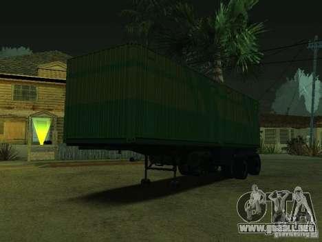 Envase portador + Sovtransavto para GTA San Andreas left