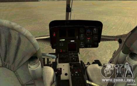 MD 902 Explorer para la visión correcta GTA San Andreas