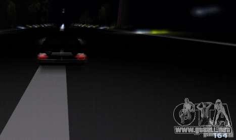 Electronic Speedometr para GTA San Andreas