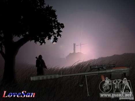 El KSVK (IOS-98) para GTA San Andreas