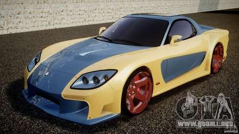 Mazda RX-7 Veilside v0.8 para GTA 4