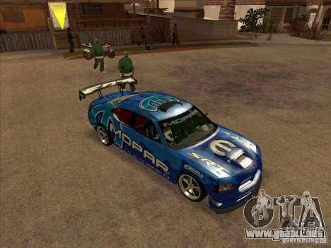 Mopar Dodge Charger para GTA San Andreas left