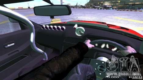 Nissan SkyLine R33 Gt-R S.R para GTA 4 ruedas