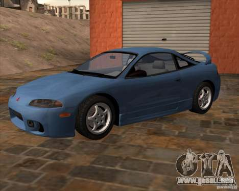 Mitsubishi Eclipse GST de NFS Carbon para GTA San Andreas