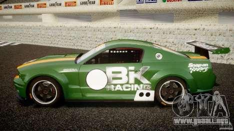 Ford Mustang GT-R para GTA 4 left