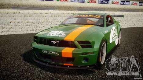 Ford Mustang GT-R para GTA 4